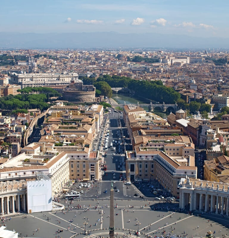 dreamstime s St. Peters Square off season travel pic