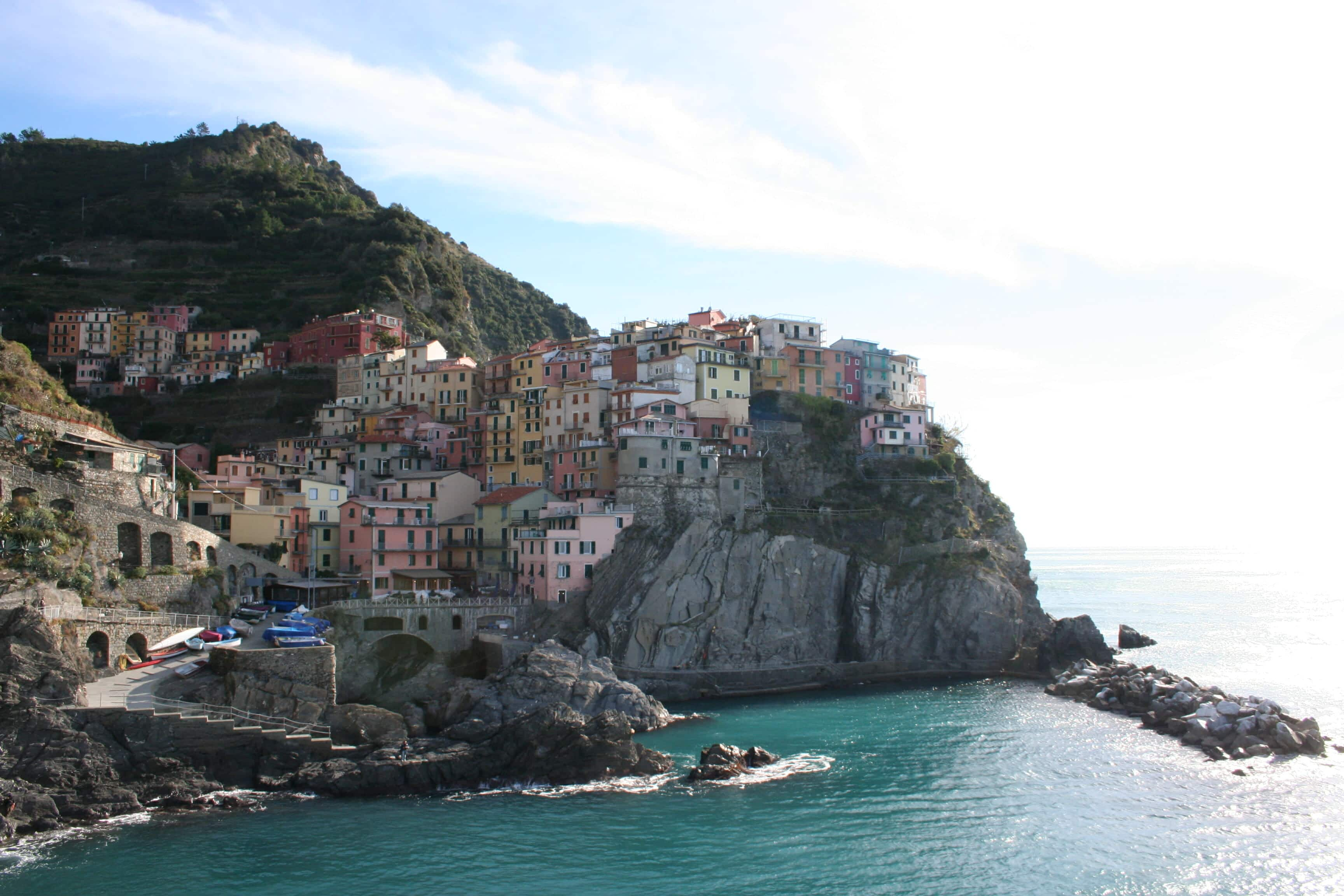 Manarola Panoramic view 2