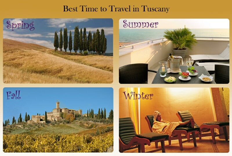 best time to travel in tuscany