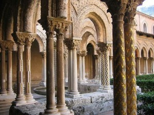 Monreale Cathedral - Cloister