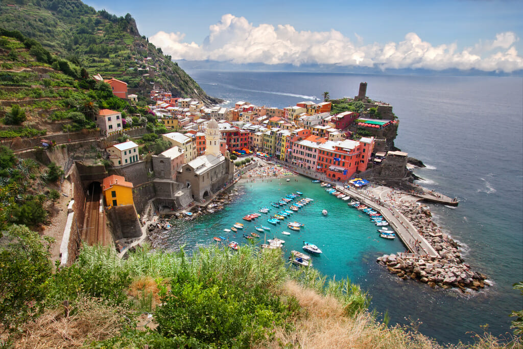 vernazza Chris Ford