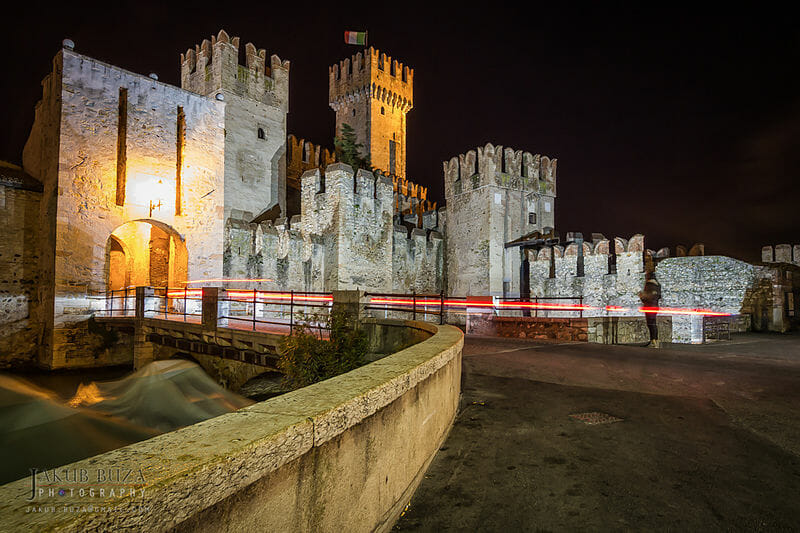 Milan-to-Venice-Sirmione-old-town-entrance