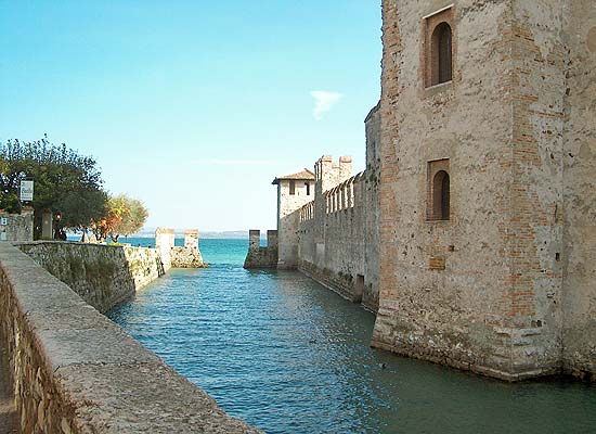 Milan to Venice Sirmione 1