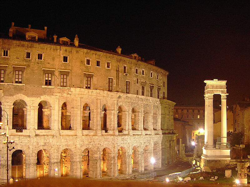 Theatre of Marcellus by Alexander Z.