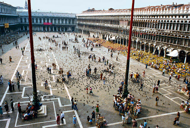 Top places to eat in Venice