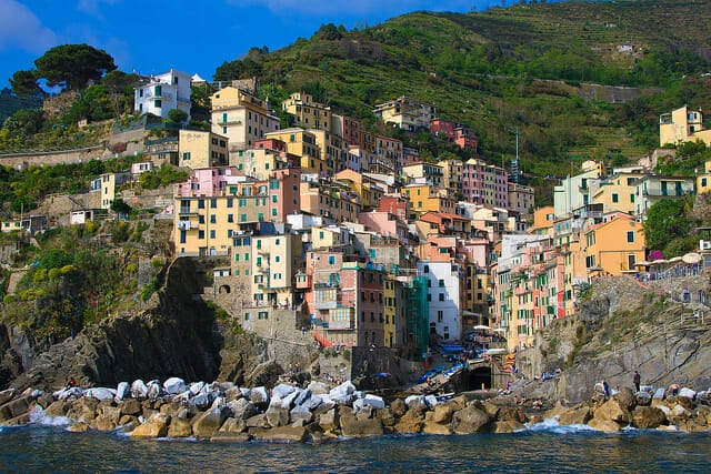 private holidays in Italy