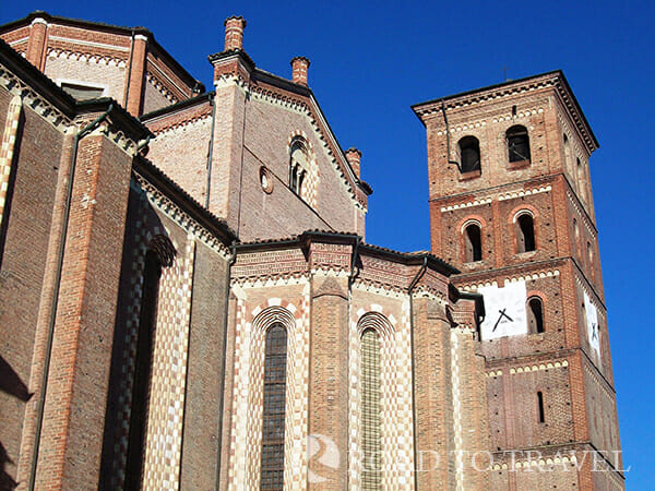 Cathedral - Asti The Cathedral of Santa Maria Assunta in Asti is the most important church in gotic style of Piedmont.