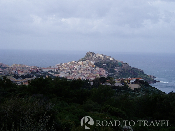 Castelsardo What to do in Sardinia, visit of CastelSardo in Gallura area.
