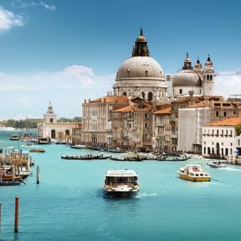From Venice