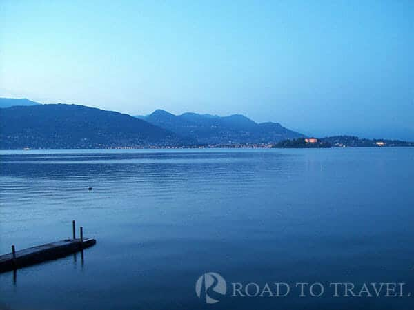 Maggiore Lake - Sunset Lake Maggiore is a romantic destination we suggest to add in your Italy honeymoon packages