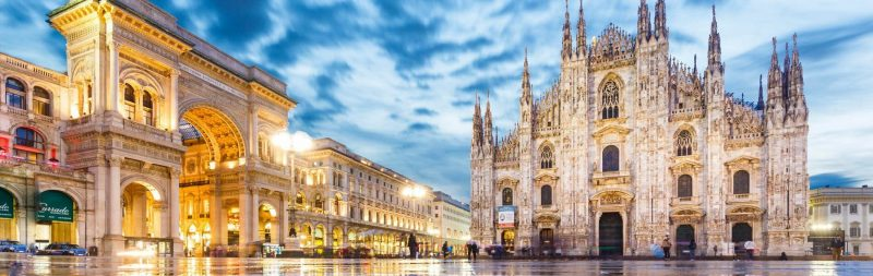 Piedmont & Milan 7 days tour